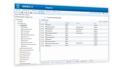 Kanio - Betriebsführungssoftware 14