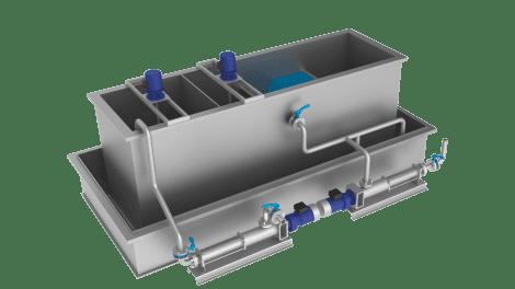 Ab- und Prozesswasserbehandlung 10