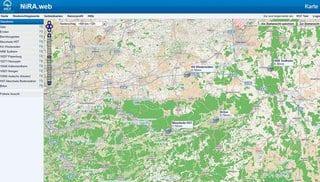 Schnelleinstieg in Kommunal 4.0 mit NiRA.web 1
