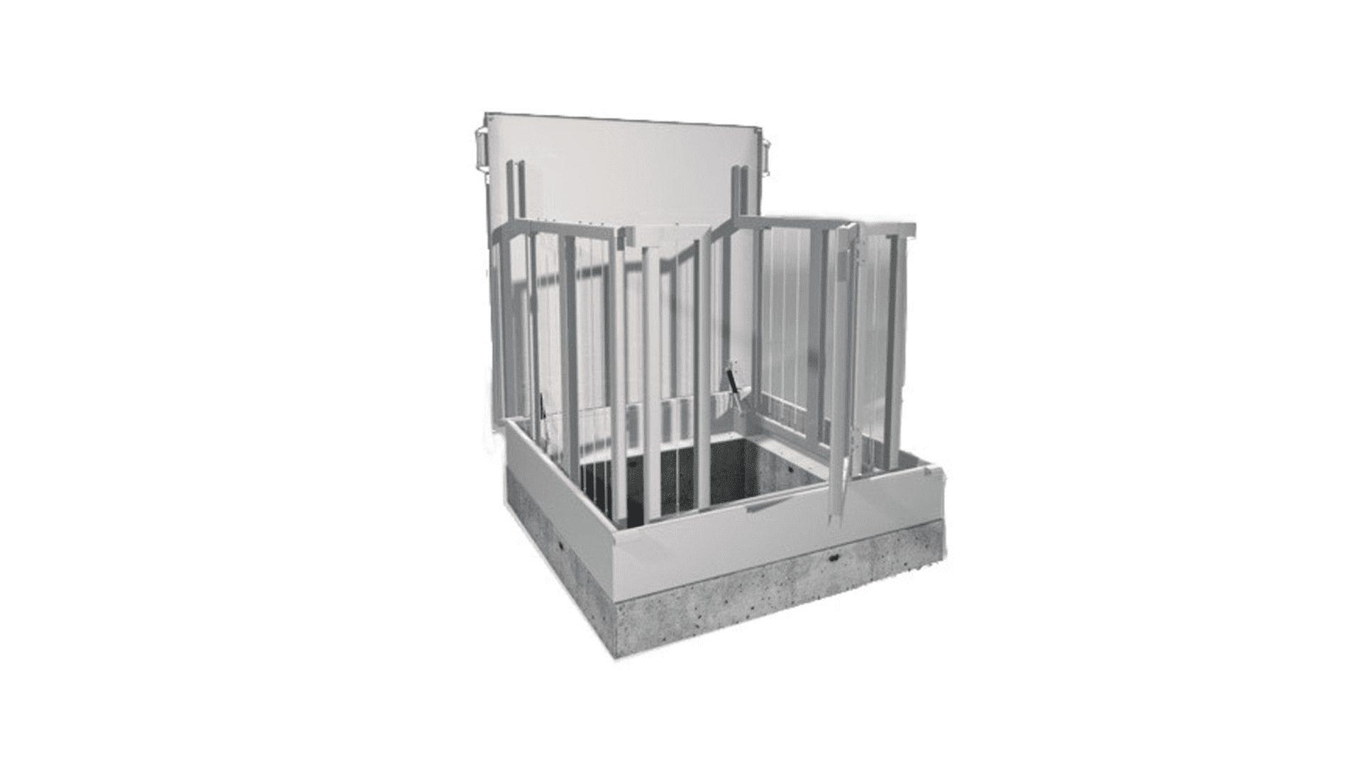 Sicherheits- und Bauwerkausrüstungen 1