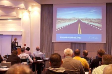 HST Anwendertreffen 2016 in Bad Kissingen: Erfahrungsaustausch und Praxiswissen für die Wasserwirtschaft! 1