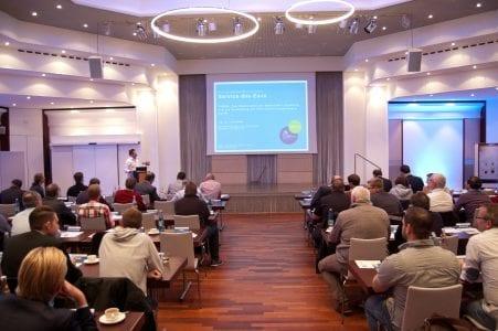 HST Anwendertreffen 2016 in Bad Kissingen: Erfahrungsaustausch und Praxiswissen für die Wasserwirtschaft! 13