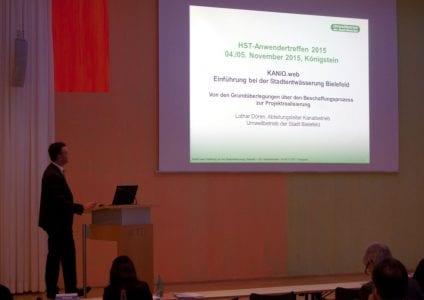 Anwendertreffen 2015: Erfahrungsaustausch und Praxiswissen 8