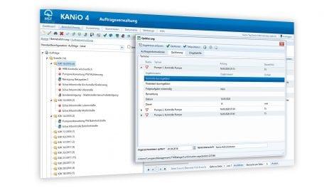 Kanio - Betriebsführungssoftware 13