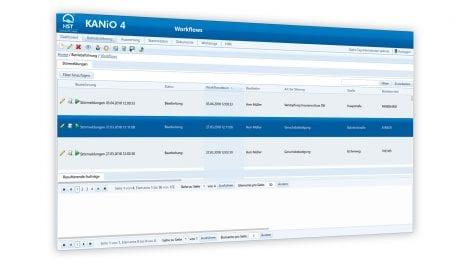 Kanio - Betriebsführungssoftware 8