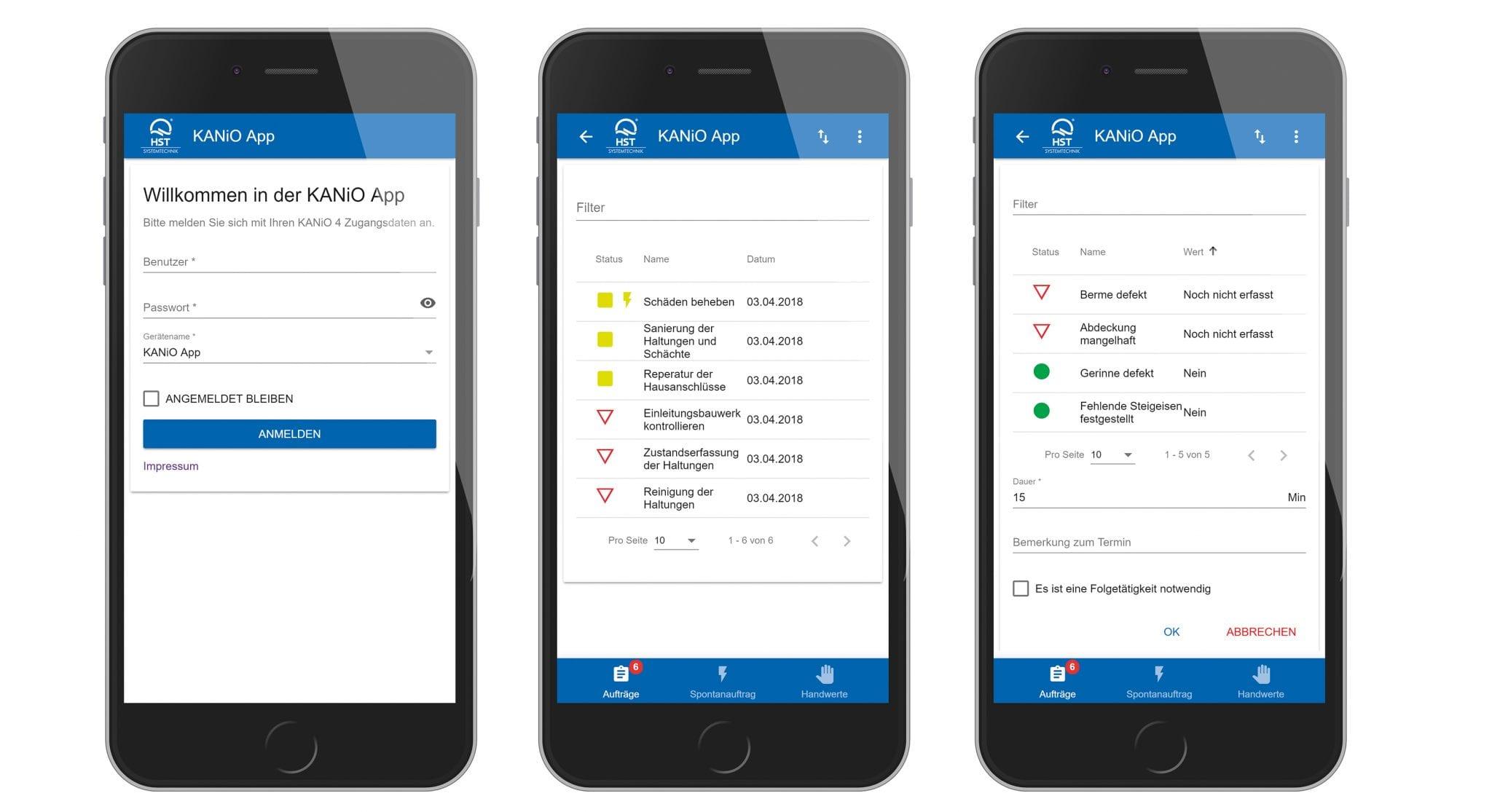 KANiO mobil App 1
