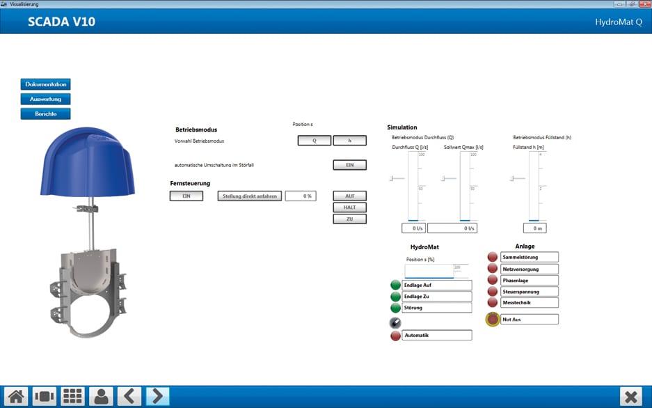 SCADA V10 Visualisierung und Bedienen 4