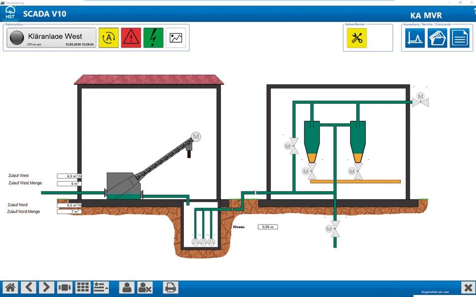 SCADA V10 Visualisierung und Bedienen 3