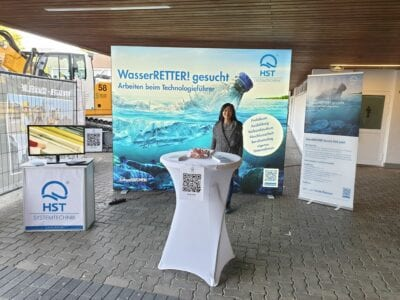 HST Systemtechnik GmbH & Co. KG | ... klar! 15